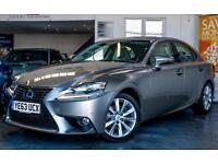 2014 LEXUS IS IS 300H 2.5 LUXURY E-CVT 4DR SALOON HYBRID