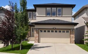 Panorama Hills in N.W Calgary fully finished 2 story walkout