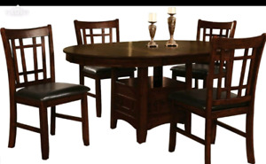 Brand new dining set!!