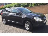 For Sale - Nissan Qashqai - Black 2007