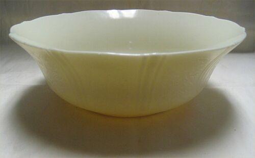 "MacBeth-Evans Cremax American Sweet Heart 8"" Depression Glass Salad Bowl"
