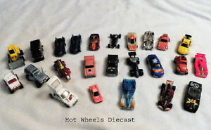 Hot Wheels - Vintage
