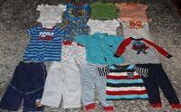 Boy's clothing 18-24months all for $5