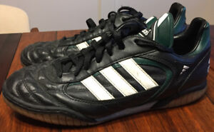 Adidas Indoor Soccer Shoes. Size 8.
