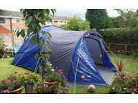 Hi Gear Atakama 5 person tent