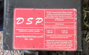 5th Wheel Hitch (DSP)