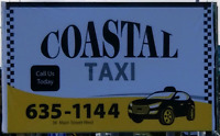 Coastal Taxi Is Hiring a courier Driver!!