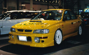 Subaru WRX GC8 94-2000 body kit special from $89(factory wing on