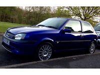 Ford Fiesta mk5 Zetec s