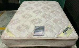 Excellent double-sided pillow top queen size mattres (King Koil Brand)