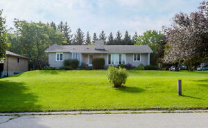 New Listing! Beautiful Executive Ranch on 1/2 Acre Lot!