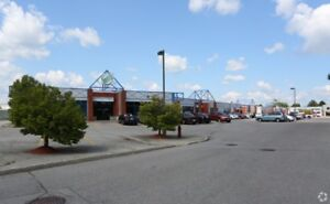 Commercial/Industrial mall leasing opportunity