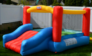 $60/Day Toddler Bouncy Castle Rental/ Add on a Playzone