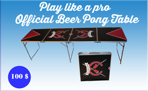 Beer pong Table (official)