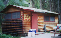Titled lot Remote Comercial outfitting Fishing Lodge/camp