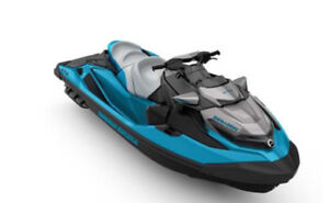 2018 Seadoo GTX 155 with sound and trailer new