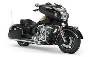 2019 Indian CHIEFTAIN CLASSIC THUNDER BLACK