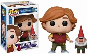 Funko-Pop-Trollhunters-467-Toby-with-Gnome