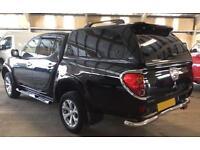 Mitsubishi L200 2.5DI-D CR ( EU V ) 4WD LB auto Barbarian £FROM £62 PER WEEK.