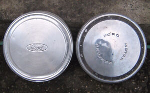 Wanted : Ford Dog dish center caps , Hubcaps .  I