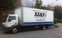 ASAP Movers - fast, friendly, reliable. Cheap rates!!