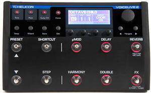 TC-Helicon VoiceLive 2