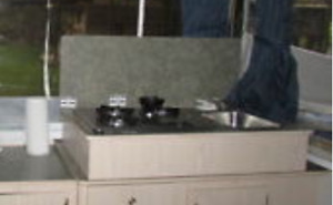 Looking for sink stove combo