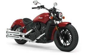 2019 Indian SCOUT SIXTY ABS RUBY METALLIC / 36$/sem