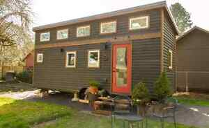 St Catherines tiny house co-operative joint land buy $10000