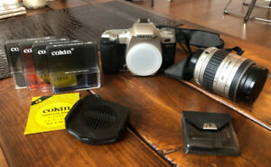 Pentax MZ-7 35mm SLR with 28-80mm Lens (Excellent condition)