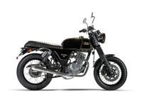MASH MOTORCYCLES BLACK 7 125CC EURO 4 EFI CBS 2018