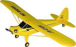 New RC Airplane Brushless Electric J3-CUB RTR 2.4G