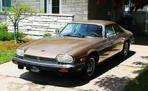 Jaguar XJS V12 - 100% originale - Excellente condition