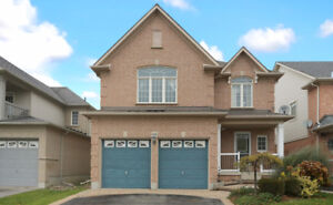 RENT GORGEOUS DETACHED 3+1 BEDROOM with FINISHED BASEMENT OSHAWA