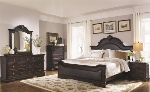Coaster Furniture Cambridge Queen 6 Piece Bedroom Set