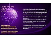 Backtrack Disco Services.