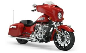 2019 Indian CHIEFTAIN LIMITED RUBY METALLIC