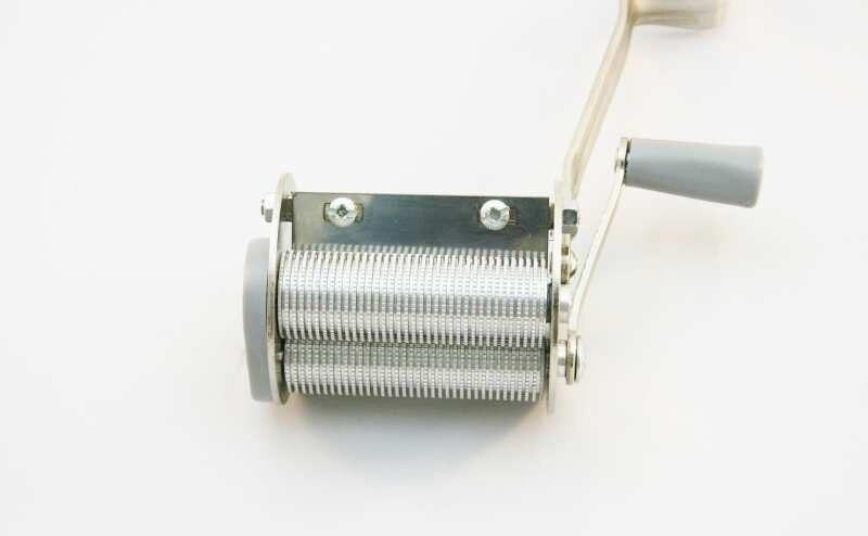 Tabakschneider Klein 70 0,8mm Schneider Rohtabak Blätter Schneidemaschine