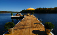 Trade Muskoka Lake Cottage Rental for General & Skilled Labour