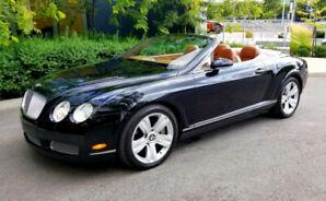 Bentley Convertible 2007
