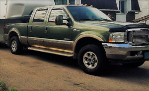 2003 Ford F-250 Lariat, King Ranch Camionnette