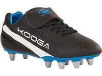 Kooga Blitz rugby boots - size 8 NEW