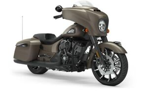 2019 Indian CHIEFTAIN DARK HORSE BRONZE SMOKE