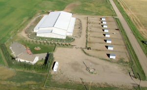 Horse Stables and Indoor riding Arena for Sale