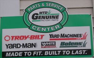 mtd authorized service center