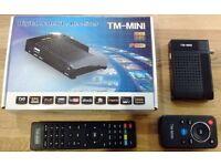 Technomate TM-mini M2 HD with no limit Gift!!!!