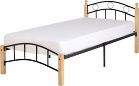 NEW SINGLE BED WAS£95 MATTRESSES FR £45 EXTRA