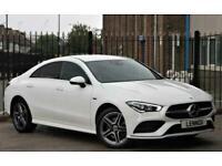 2021 Mercedes-Benz CLA CLASS 1.3 CLA250e 15.6kWh AMG Line (Premium) 8G-DCT (s/s)