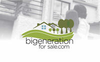 Bi-generations properties for sale