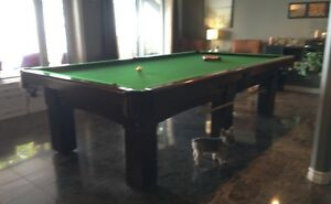10 x 5 Snooker Billards table